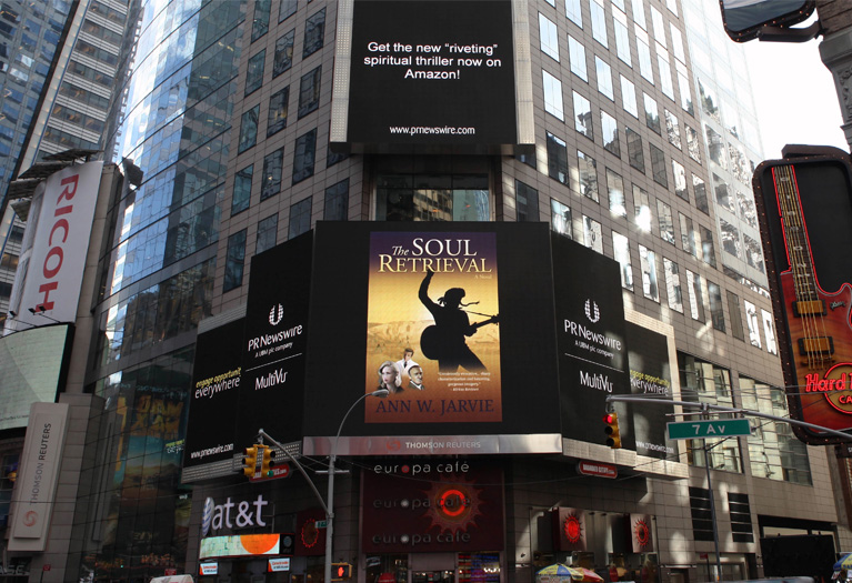 book in times square