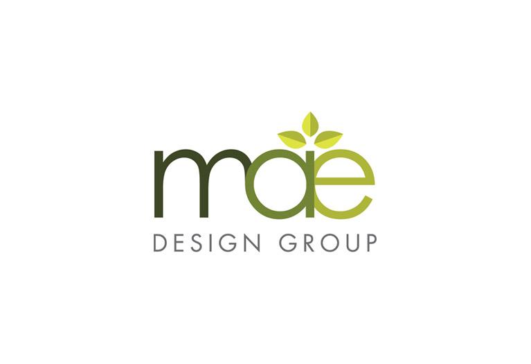 mae design group logo design