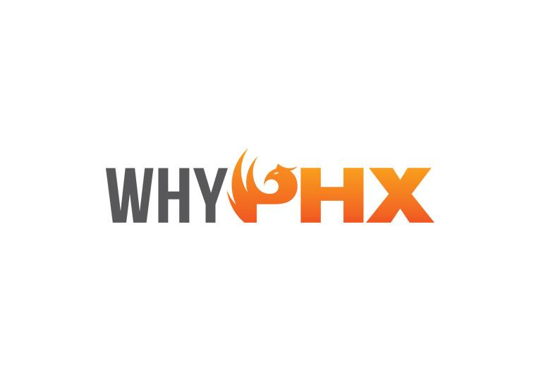 why PHX logo design